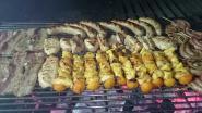 Barbecue bij plaatselijke Open Vld-afdeling