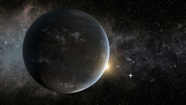 Illustratiebeeld (niet de planeet in kwestie).