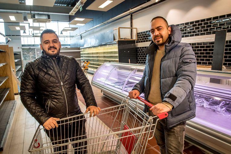 Salim Al Jader en Waleed Alsaigh verwelkomen iedereen vanaf 14 februari.