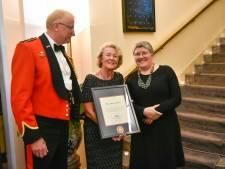 Canadese oorkonde voor Alice van Bekkum uit Milsbeek voor Faces to Graves