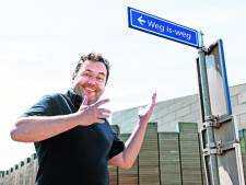 Rob diende plan in voor 'humorwijk' in Utrecht, met straatnamen als 'Goed-op-dreef' en 'Sta-in-de-weg'