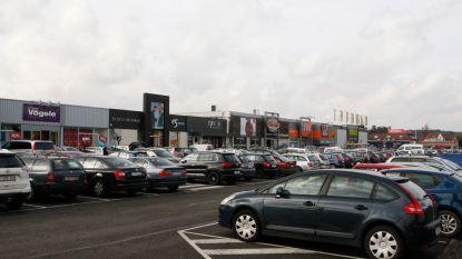 Renovatie parking Gouden Kruispunt
