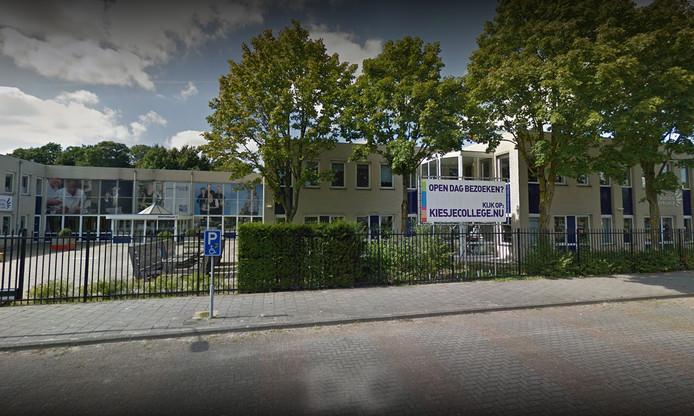 ROC Midden Nederland aan de Newtonbaan in Nieuwegein.