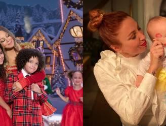 SHOWBITS. Kerstkoningin Mariah Carey en dikke zoenen van Natalia