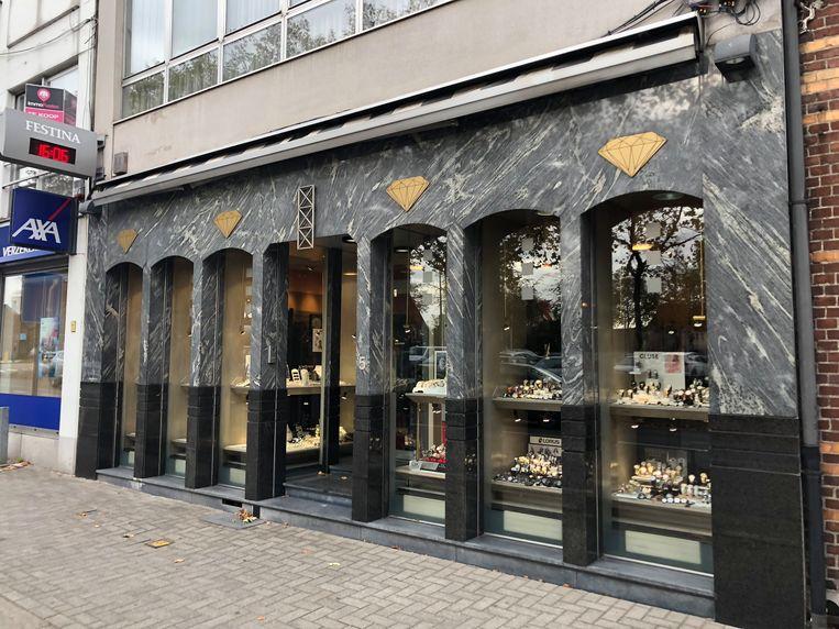 De diefstal vond op 23 oktober plaats bij juwelier Verschelde aan de Dokter Haubenlaan in Maasmechelen.