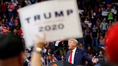 Peiling: Trump raakt niet herverkozen voor tweede termijn als president