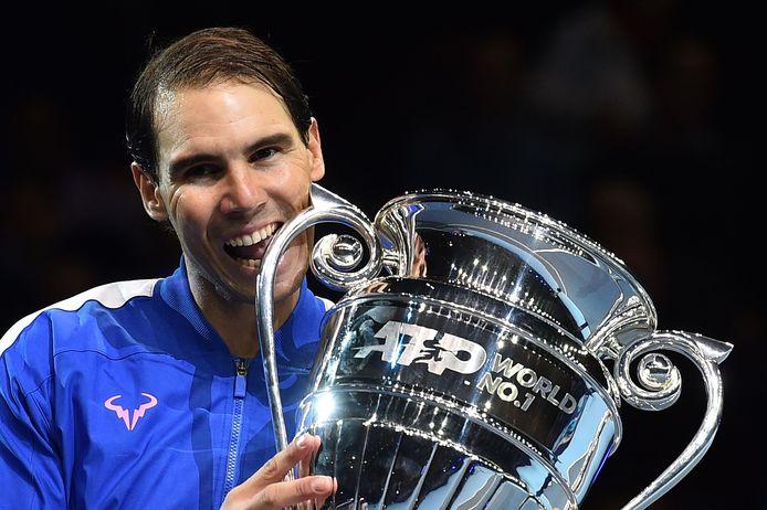 Rafael Nadal is van de partij, net als bijna alle andere topspelers.