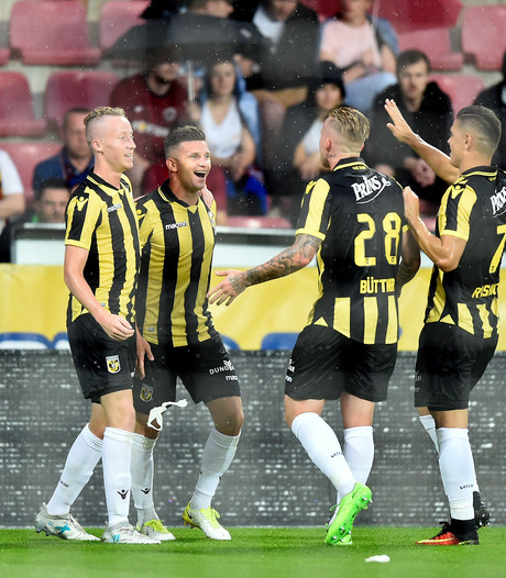 Vitesse speelt dinsdag toch oefenduel