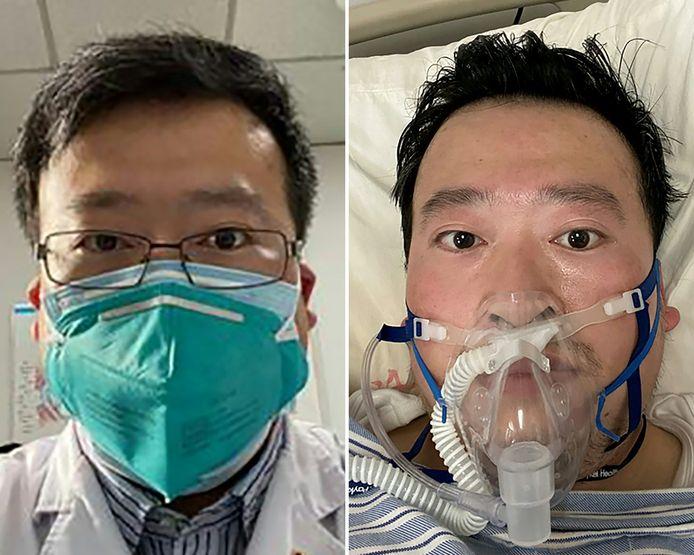 Le Li Wenliang a été le premier à prévenir de l'apparition du nouveau coronavirus, dont il a finalement succombé.