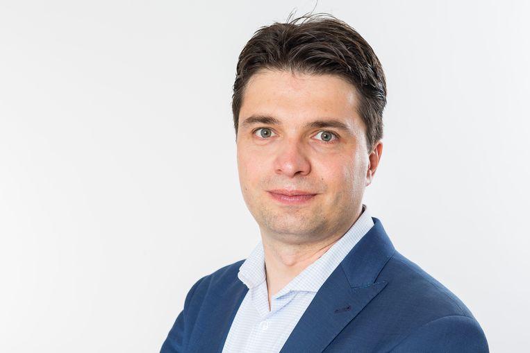 Financieel expert Michaël Van Droogenbroeck