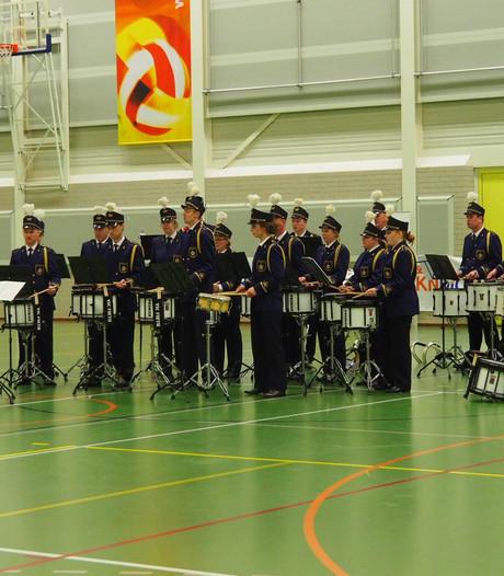 Saasveldse slagwerkers Nederlands kampioen