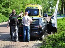 Persoon gewond door aanrijding in Waalwijk