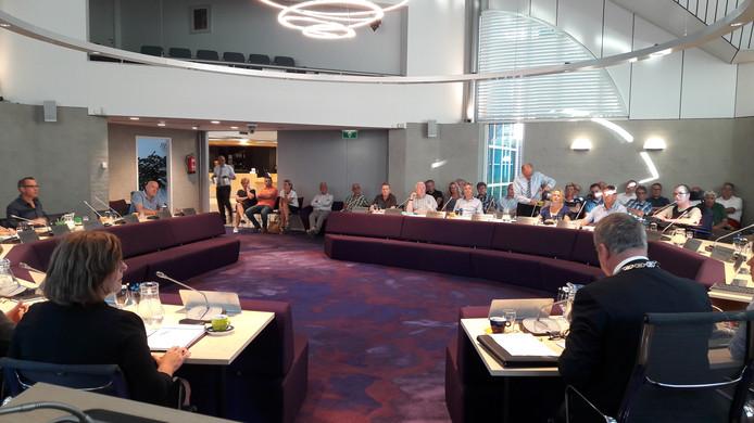 De gemeenteraad, hier op een archieffoto.