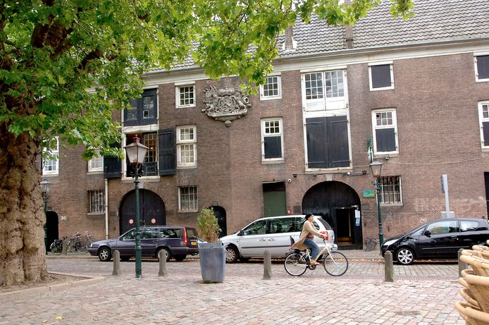 De Kazerne in Dordrecht.