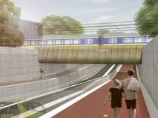Geen treinen naar Apeldoorn wegens bouw spoortunnel