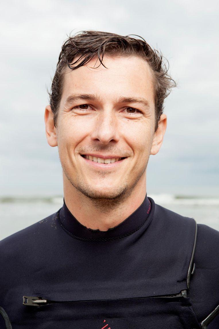 Simon James (33) Beeld Niels Blekemolen