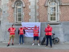 """Cipiers in gevangenis van Gent staken: """"Versoepelingen zijn echt niet verantwoord nu"""""""
