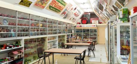 Landbouwminiaturenmuseum groeit uit tot Streekmuseum Averlo Frieswijk, inclusief koffiekamer