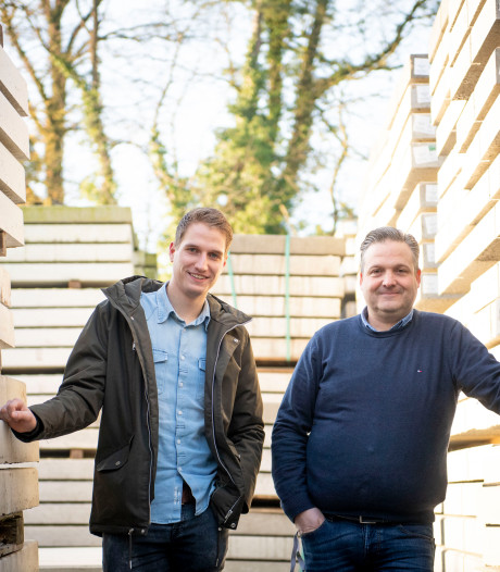SIMbeton uit Markelo levert betonplaten door heel Nederland: 'Platen zijn loeisterk'