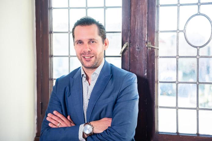 """Wethouder Barry Jacobs (VVD) van Bergen op Zoom: ,,Ik mis het gevoel van urgentie in Den Haag over de oplopende zorgtekorten bij gemeenten."""""""