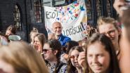 Derde klimaatmars op week tijd lokt minder volk: 600 studenten en scholieren trekken van stadshal naar Blandijn