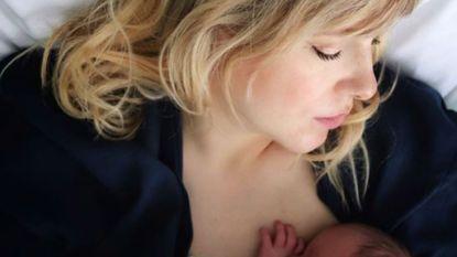 Véronique Leysen en Thomas Vanderveken ouders van tweede kindje