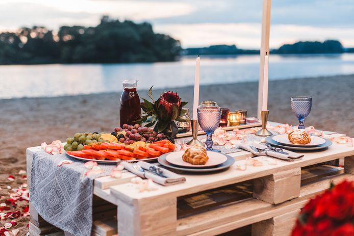 vakantiebestemming eten