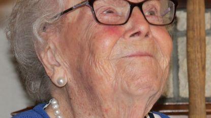 Ivonne viert 102de verjaardag