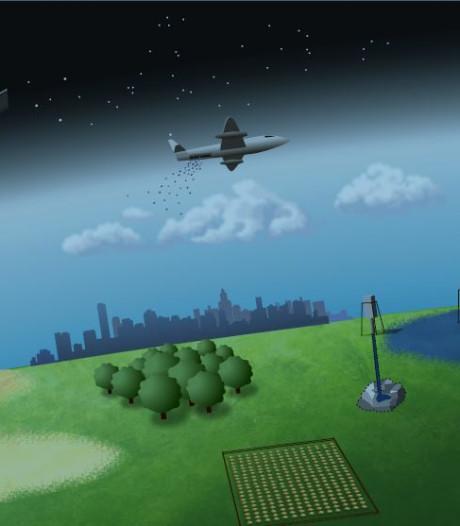 Climate engineering om de aarde te redden: dit is hoe het werkt
