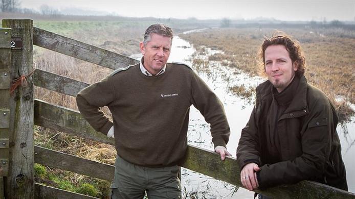 De boswachters zorgen voor de natuurgebieden in de provincie Utrecht en gemeente Vijfheerenlanden.
