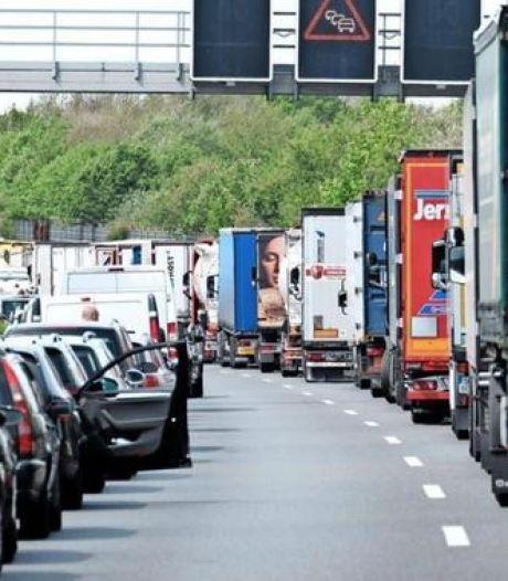 Ook in België moet middenbaan straks vrijgemaakt worden voor hulpdiensten