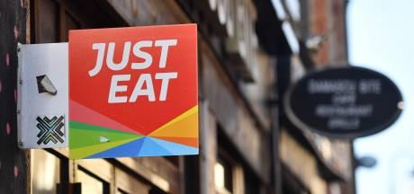 Overnamestrijd om maaltijdbezorger Just Eat