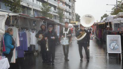 'Dag van de Markt' valt in het water
