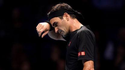 Federer mist Roland Garros door operatie aan de knie