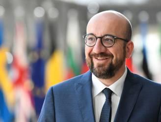 "Michel: ""Je kan ook vanuit België een sterke rol spelen op Europees niveau"""