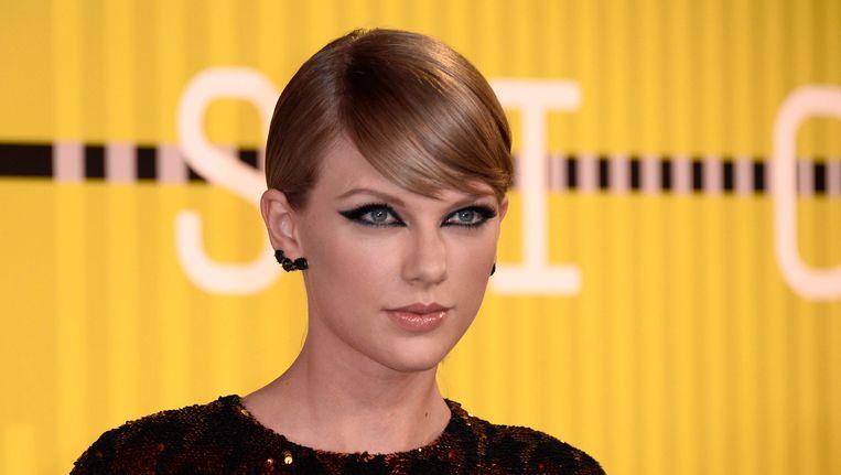 Zangeres Taylor Swift is een van de vele slachtoffers van zogenoemde 'deepfakes' Beeld null