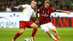 Gezien Roberto? Knal Nainggolan helpt Roma om Milan over de knie te leggen