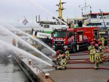 Altijd genoeg bluswater in Flevoland dankzij primeur nieuw systeem op Urk