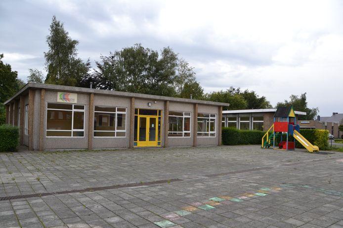 Het Schierveldeschooltje ruimde plaats voor appartementen met erkende dienstverlening.