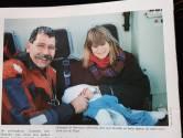 Cyril was pas anderhalve week oud toen hij werd geëvacueerd uit Millingen