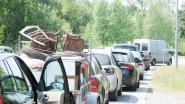 Containerpark Oudenaarde heropent dinsdag, maar je kan er alleen naartoe na afspraak
