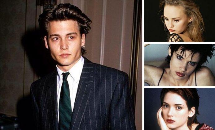 Johnny Depp/ Vanessa Paradis/ Juliette Lewis/ Winona Ryder.