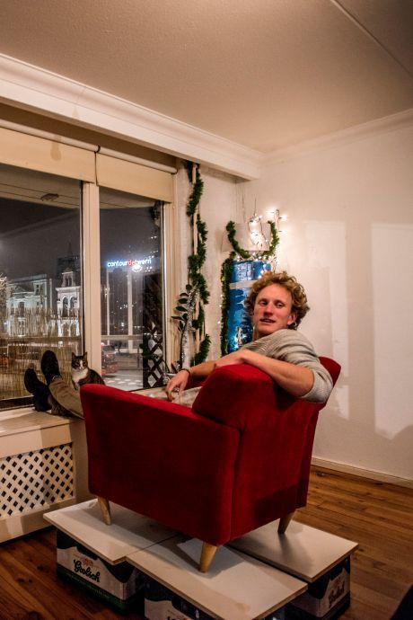 Jacob grossiert in bijzondere slaapplekken in Tilburg: 'Goedkoop, vrij en ruim maar in de winter ijskoud'