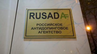 WADA wil schorsing van Russisch antidopingbureau Rusada opheffen