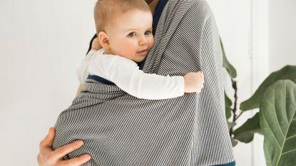 Nieuwe kledij op de markt die baby's beschermt tegen straling