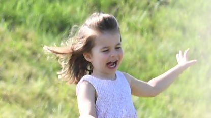 Prinses Charlotte begint vandaag aan laatste jaar op kleuterschool