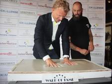 Dirk Kuyt krijgt plekje op Walk of Fame Rotterdam