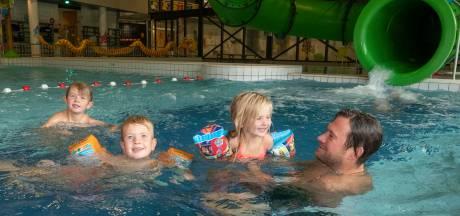 Veluwse zwembaden puzzelen met blokken, uurtjes en leeftijdscategorieën