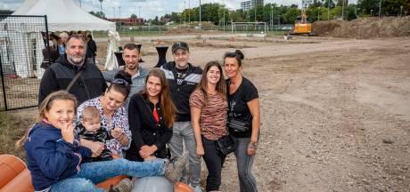 Nieuw woonwagencomplex in Bergen op Zoom: 'Je blijft toch 'die van het kamp''