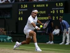 Federer is nog in dubio over masters in  Montréal